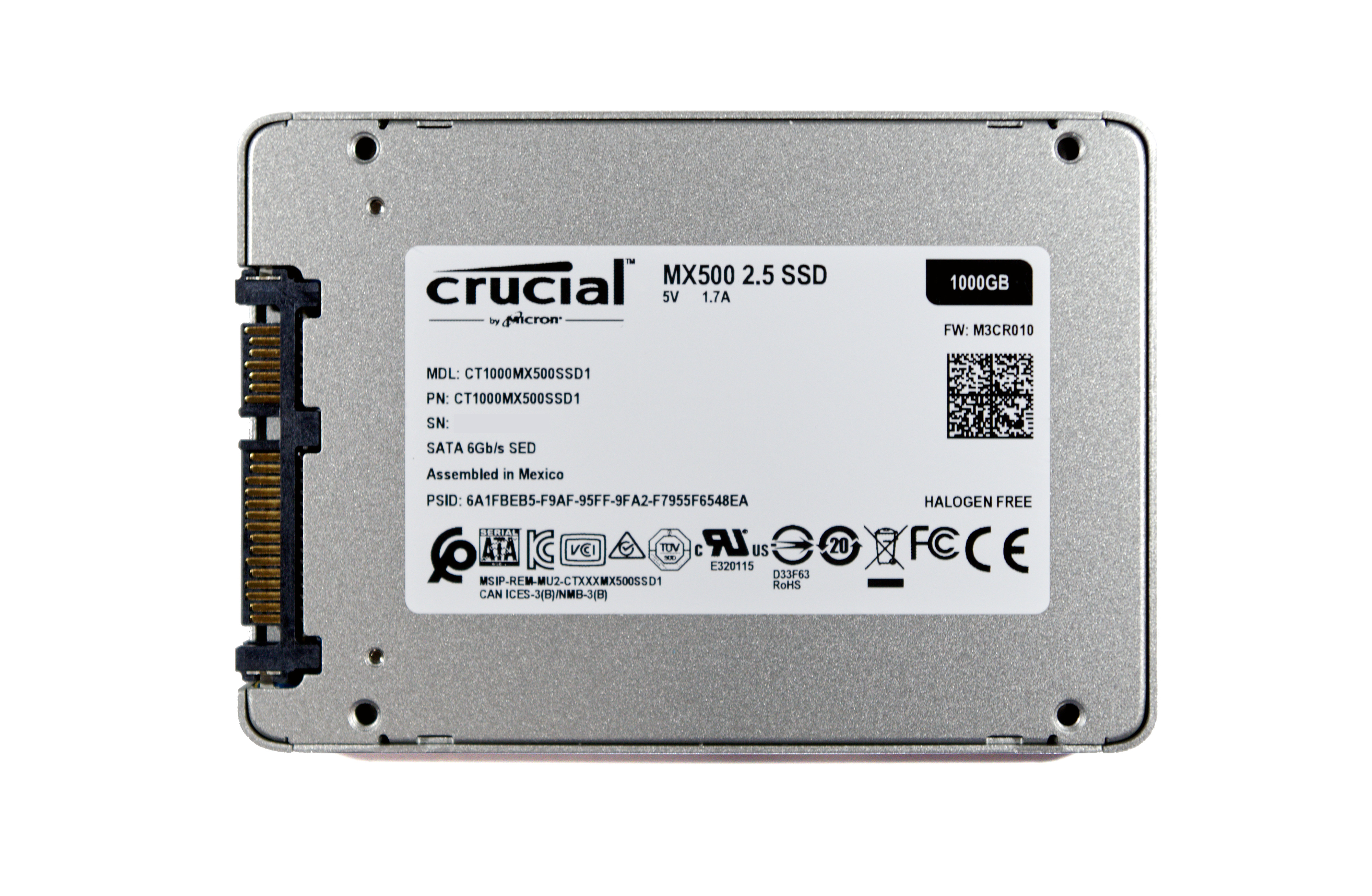 The Crucial Mx500 1tb Ssd Review Breaking The Sata Mold