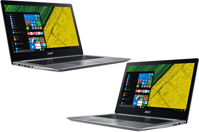 More Ryzen Mobile: Acer Swift 3 with 2700U and 2500U Listed, From $750