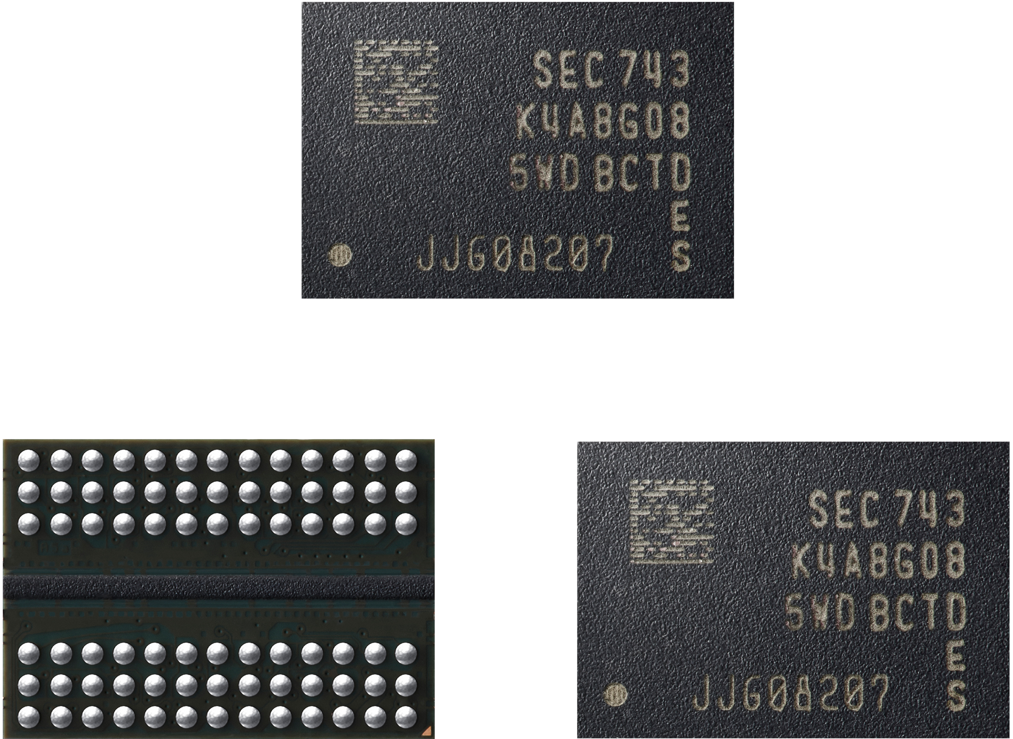 Samsung Unveils 'World's Smallest' DRAM Chip