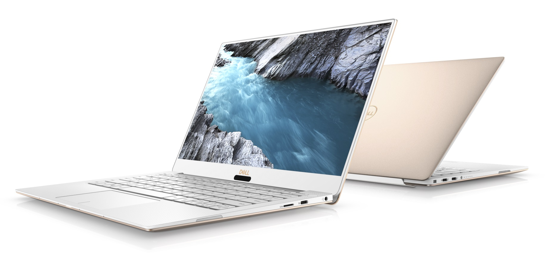 New Dell XPS 13: 4K (UHD) InfinityEdge Touch Screen, 8th Gen Intel