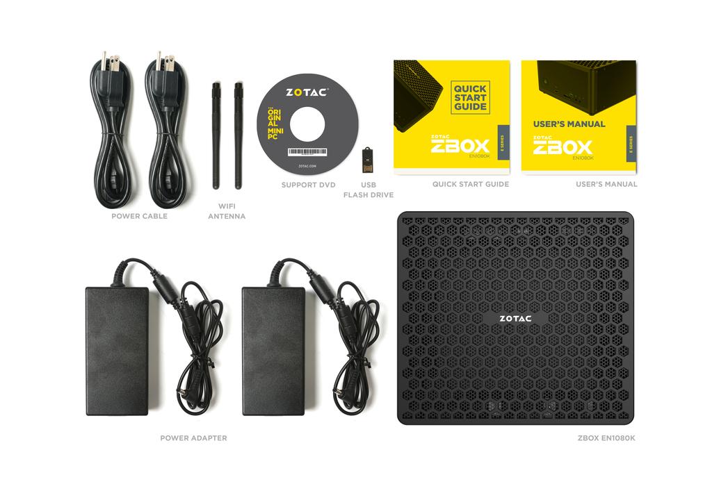 Zotac ZBOX MAGNUS EN1080K Compact Gaming PC Review