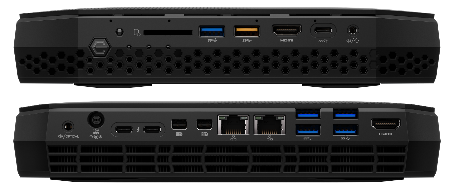 Intel's Hades Canyon NUCs with Radeon Graphics are Official: $799