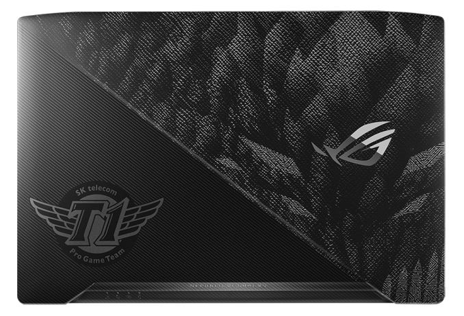 ASUS is releasing an $1700 SKT T1 laptop in 2018