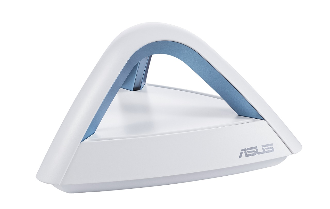 ASUS continues its glorious tradition of spaceship routers with the RT-AX88U