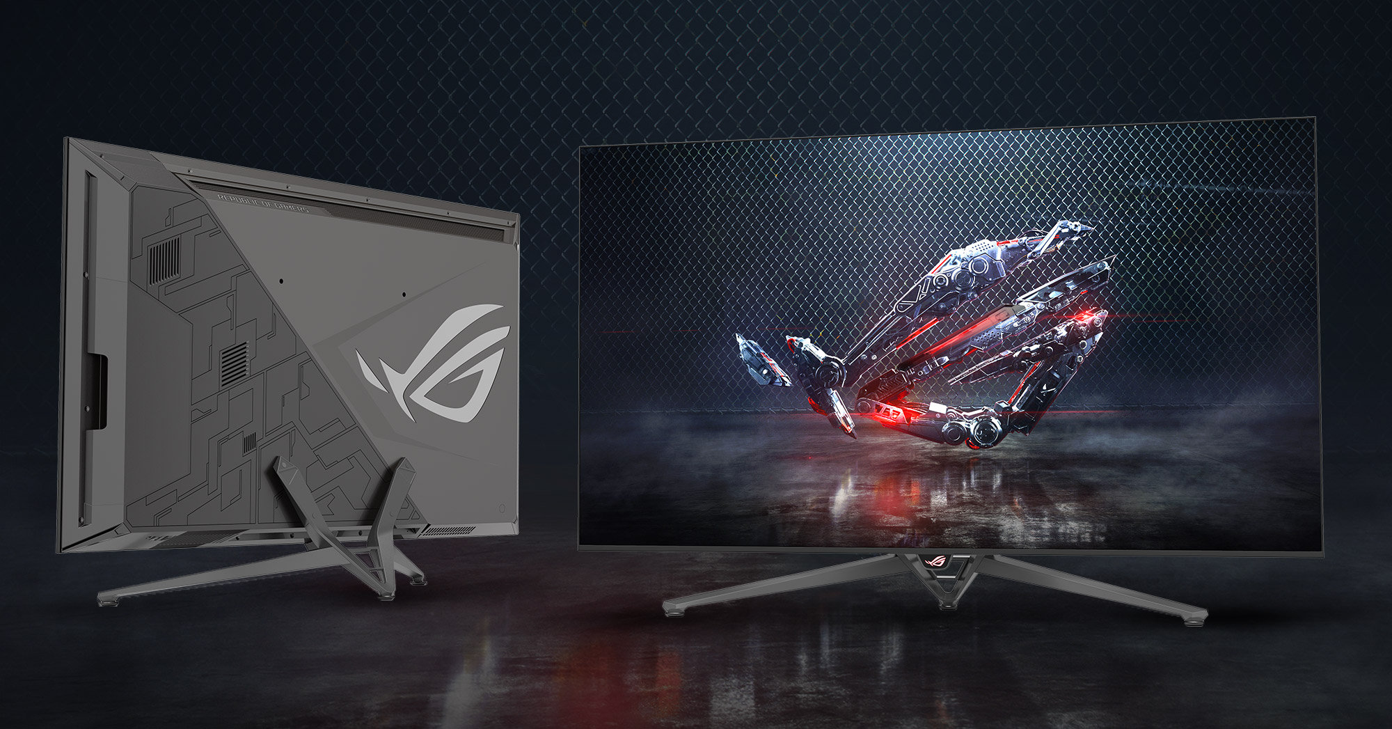NVIDIA Announces Big Format Gaming Displays: 65-inch 4K@120Hz HDR