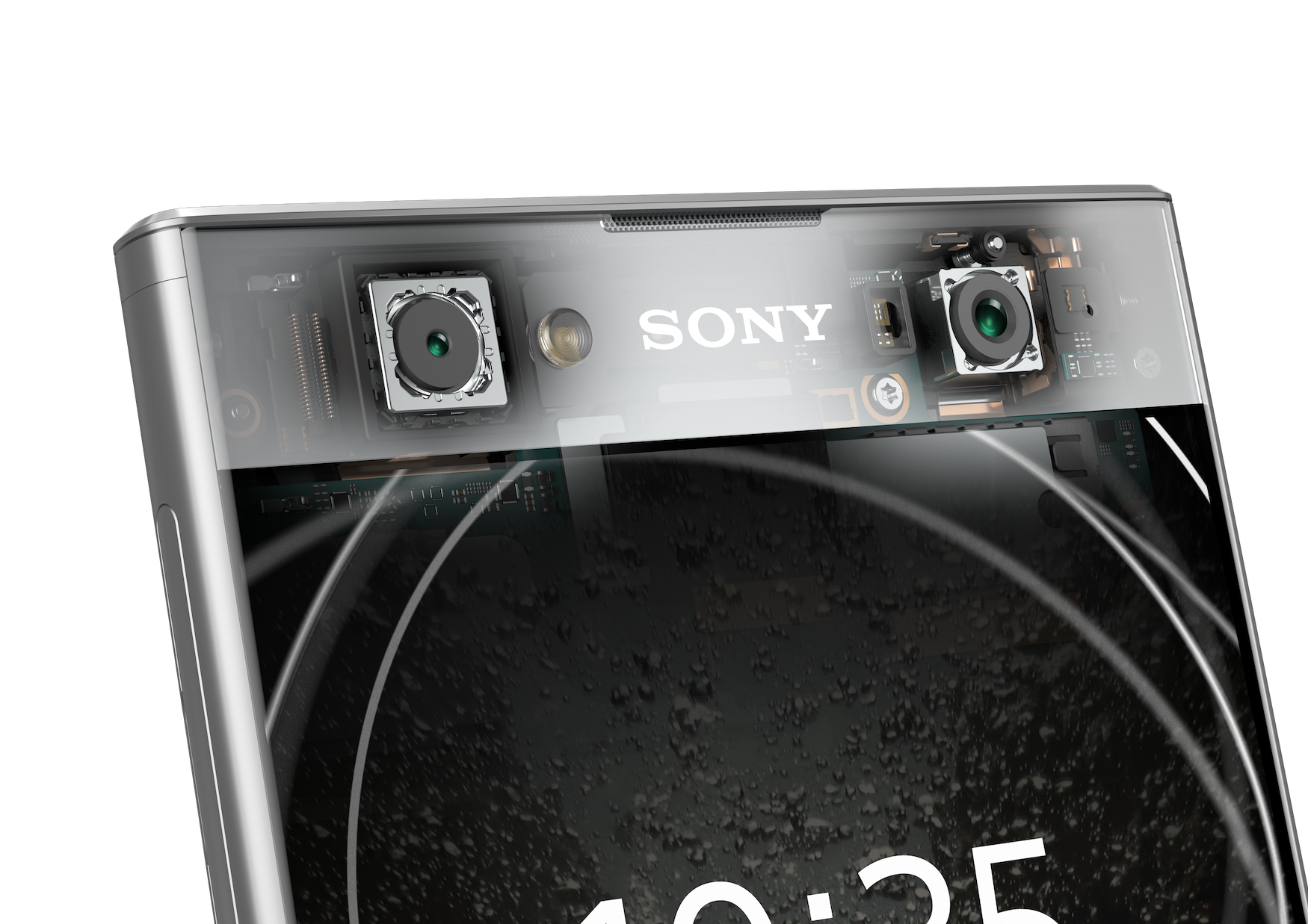 Sony Xperia XA2, XA2 Ultra and L2 officially unveiled at CES 2018