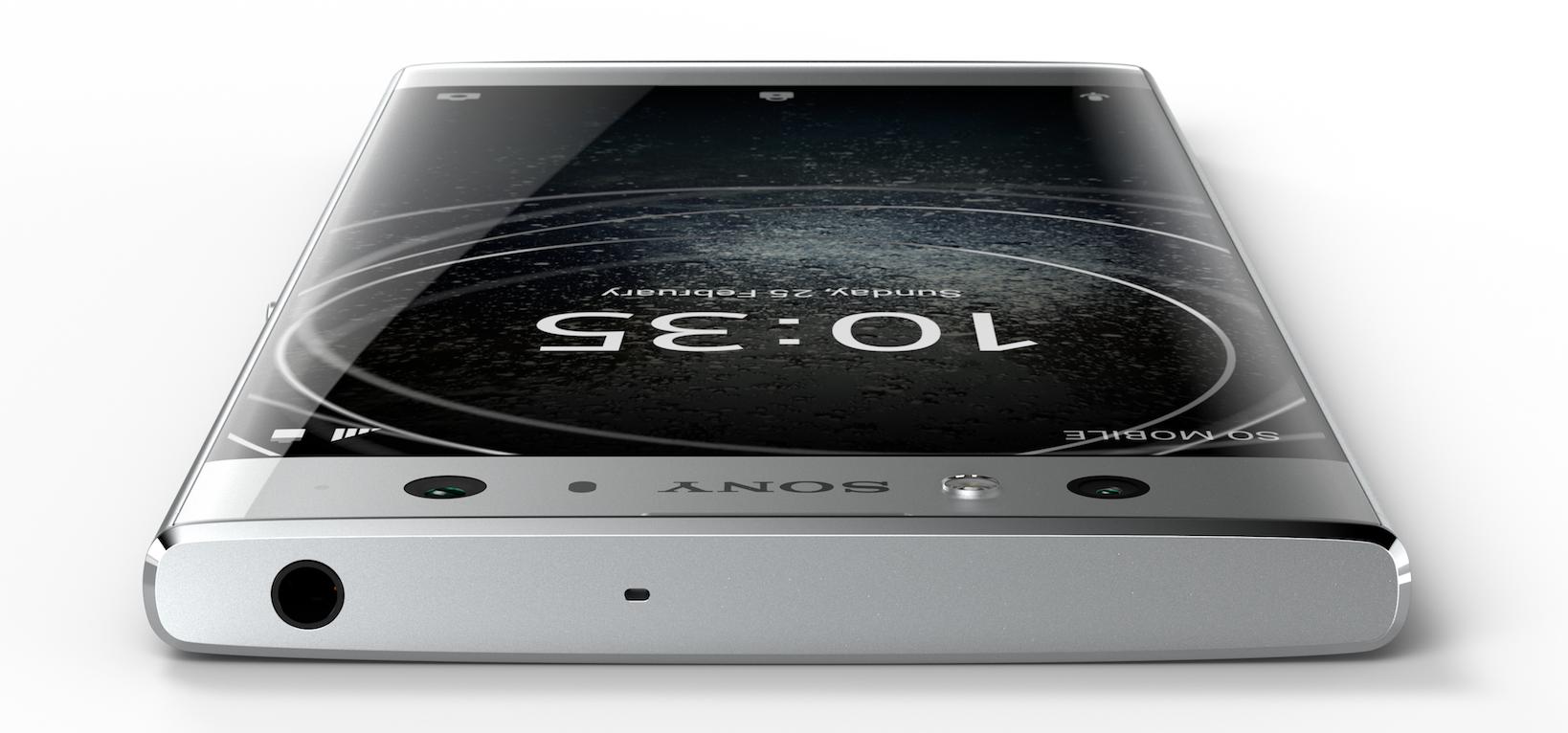 Sony Unveils Xperia XA2, Xperia XA2 Ultra, and Xperia L2