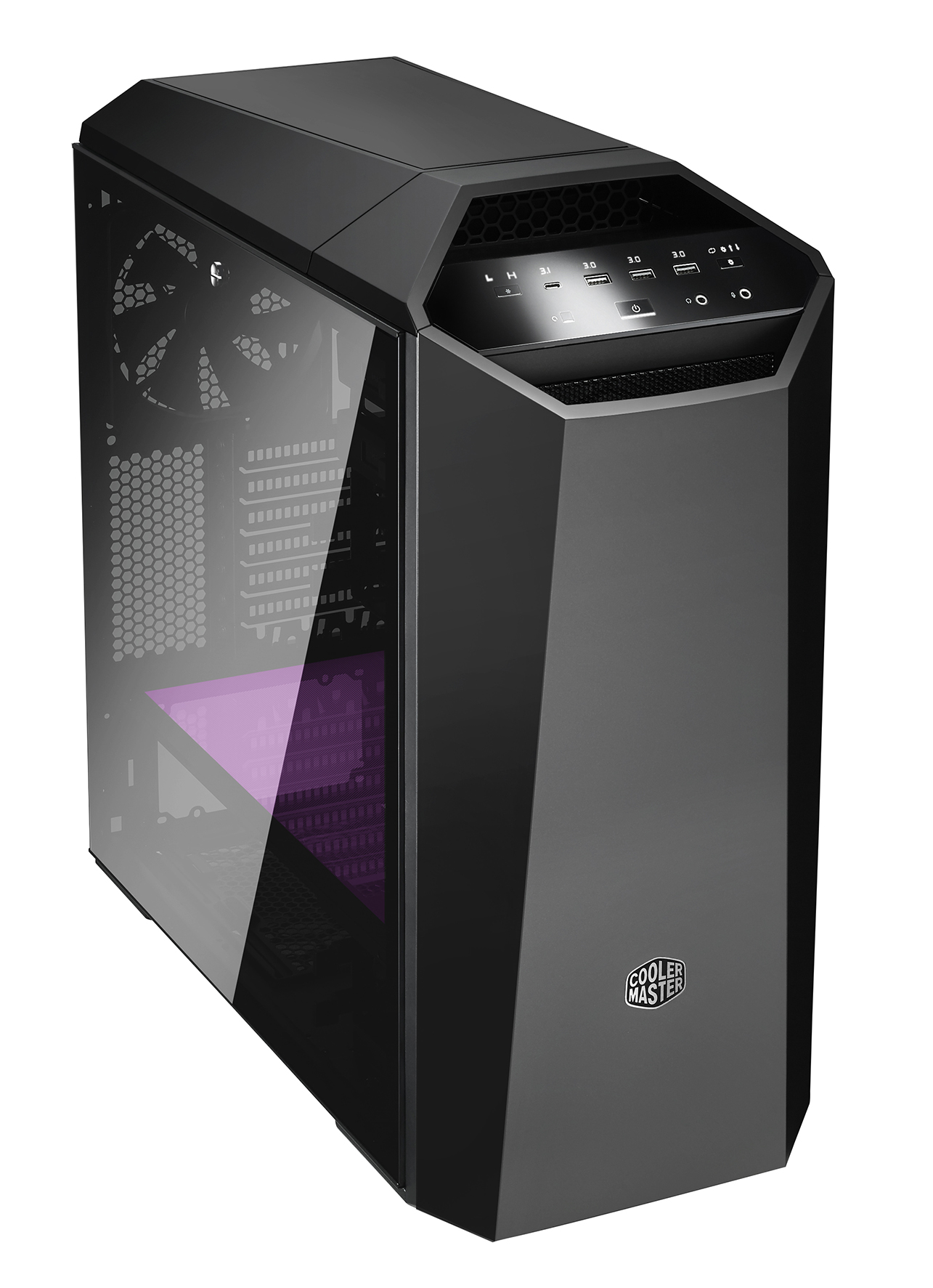 Coolermaster At Ces 2018 Refreshed Mastercase And