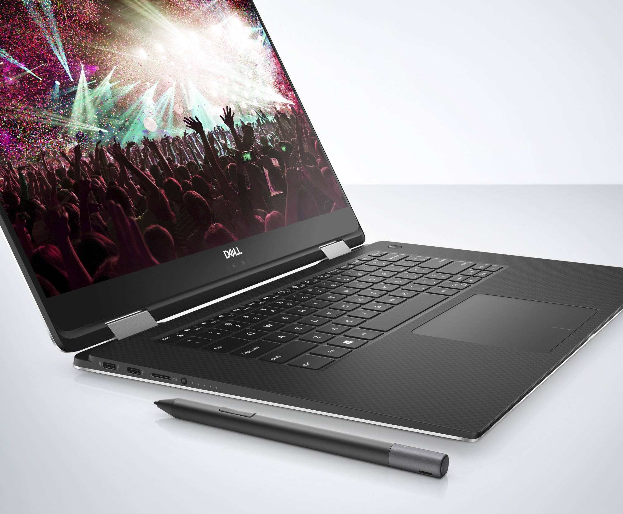 Dell at CES 2018: Updates XPS 15 2-in-1 - Intel Kaby Lake-G