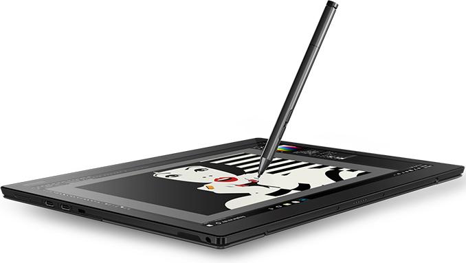Lenovo Re-Engineers ThinkPad X1 Tablet: 13-inch LCD, Quad