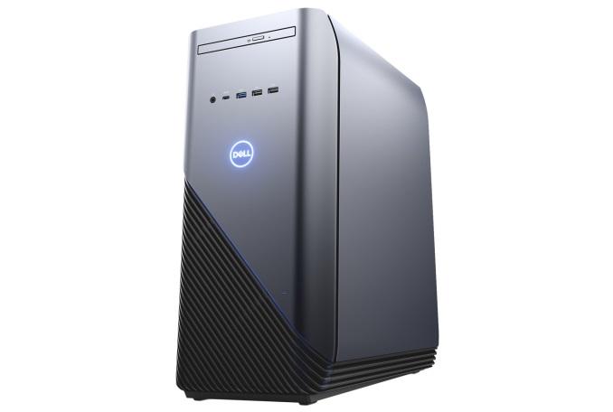 Dell at CES 2018: Inspiron Gaming Desktop Receives Intel 8th