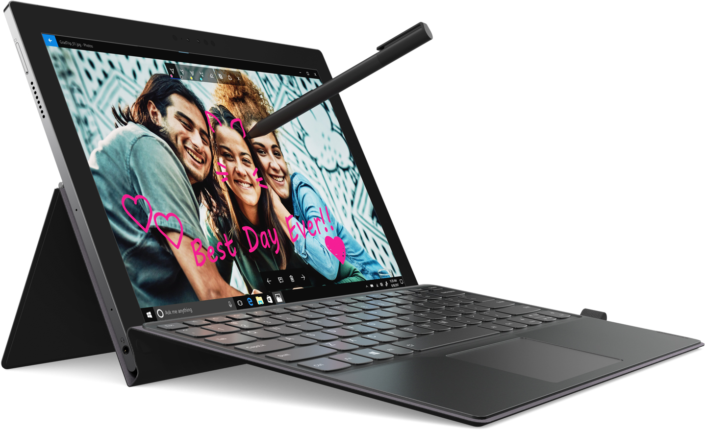 Two key features of the Miix 600 are connectivity \u2014 it supports 2x2 802.11ac Wi-Fi, Bluetooth 4.1 and Gigabit LTE modem, battery life being powered by Lenovo Unveils 630 2-in-1: Windows 10 S, Snapdragon 835