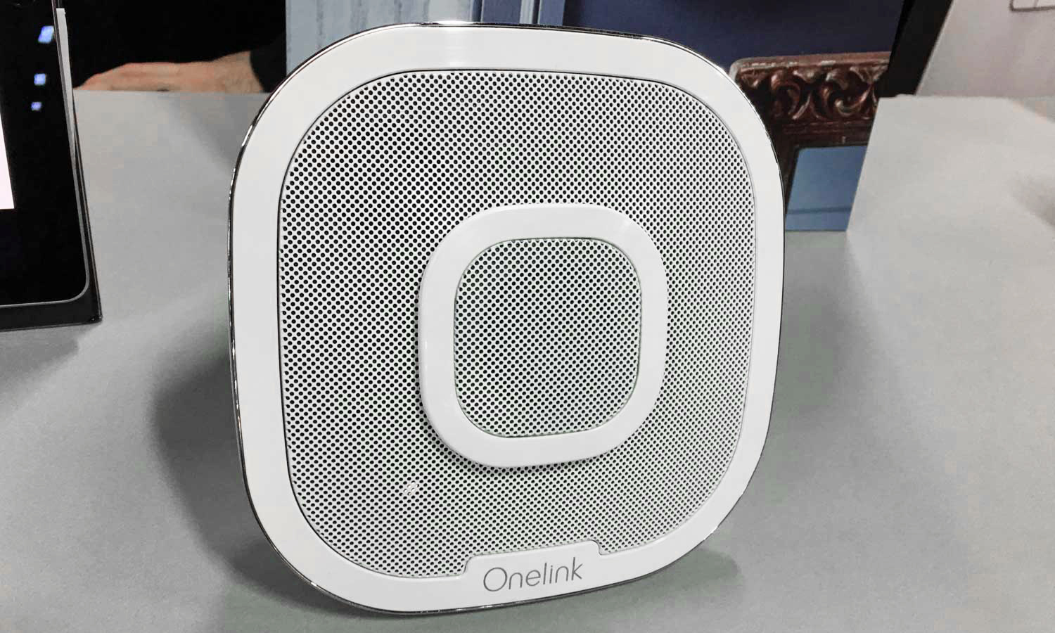 CES 2018: OneLink Announces Safe & Sound - Smart Smoke +