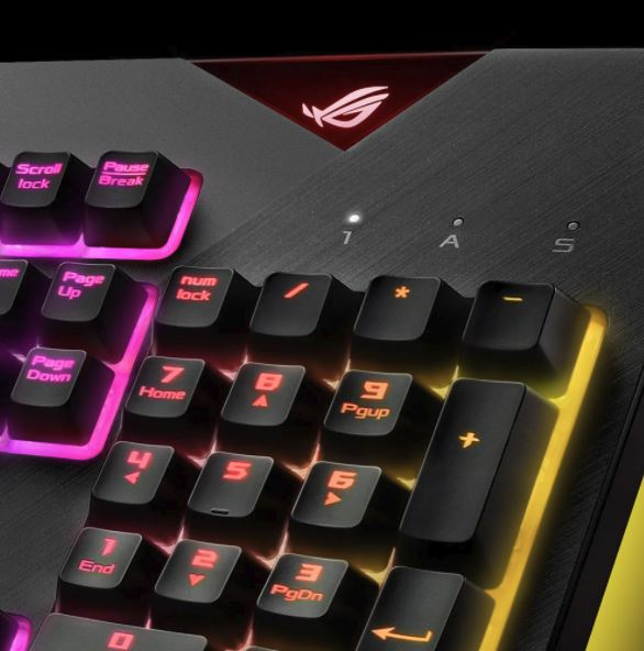 Asus' new ROG gaming PC sports an 8th-gen Intel 6-core CPU and a neat storage trick