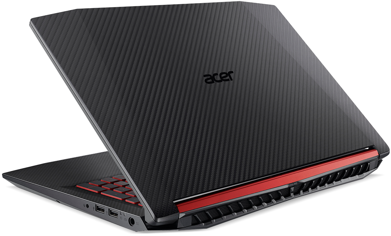 Acer Unveils Nitro 5: 15 6-inch Gaming Laptop with AMD Ryzen