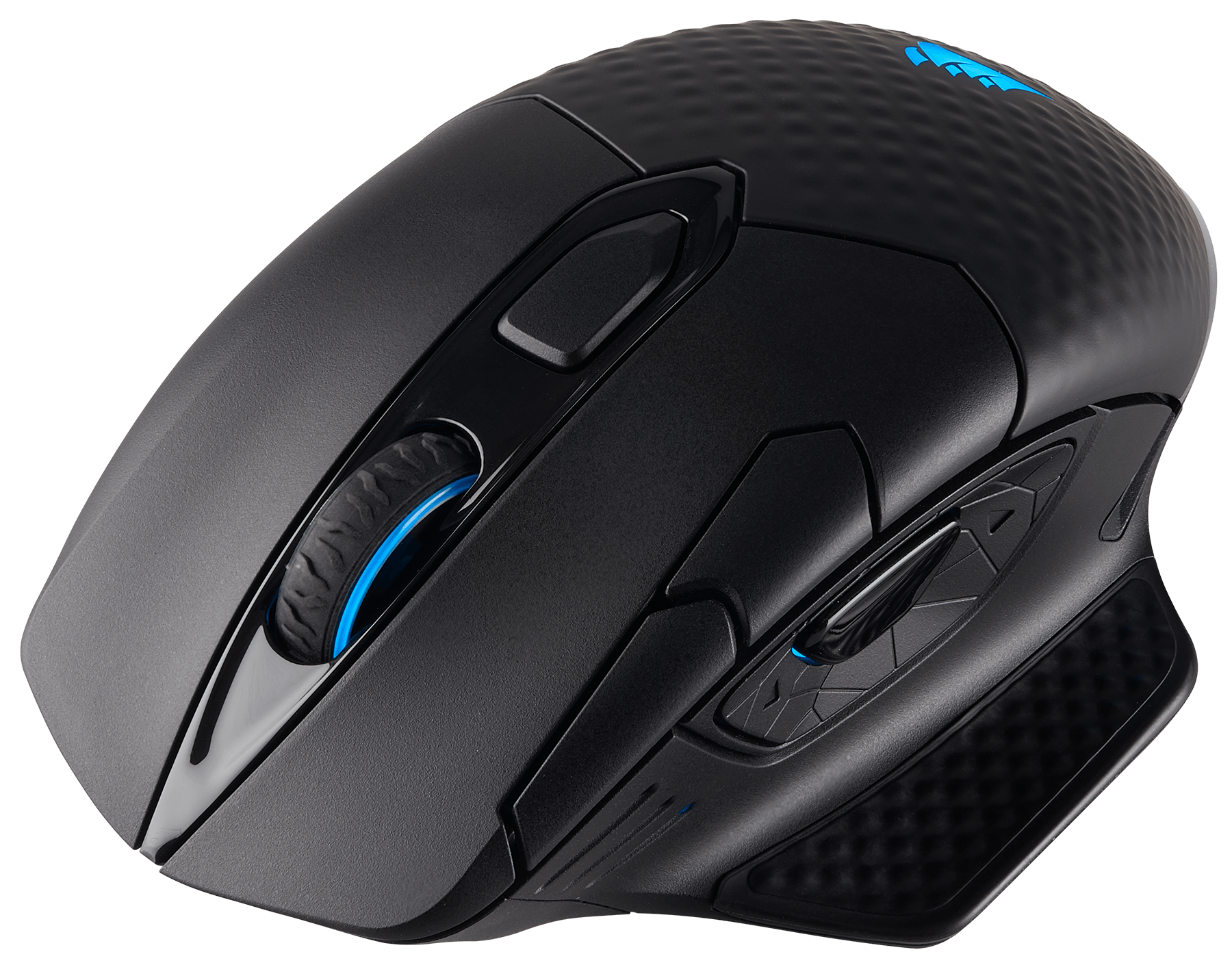 5641d704d5f What's a wirelessly charged mouse without a wireless charging mousepad? The  MM1000 Qi is Corsair's new Qi-equipped mouse pad. Marked in at the  top-right ...
