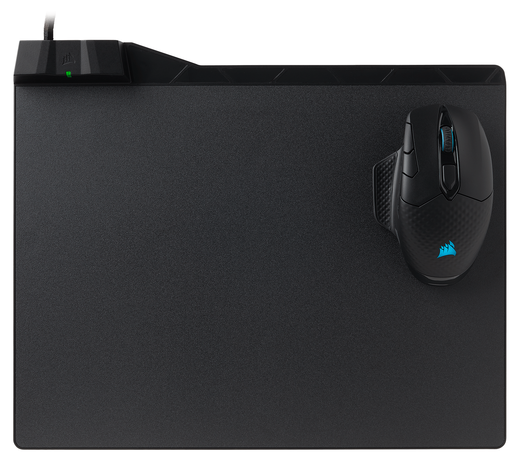73b7b833a58 Corsair at CES 2018: Dark Core RGB SE and MM1000Qi - Wireless Charging  Mouse and Mouse Pad