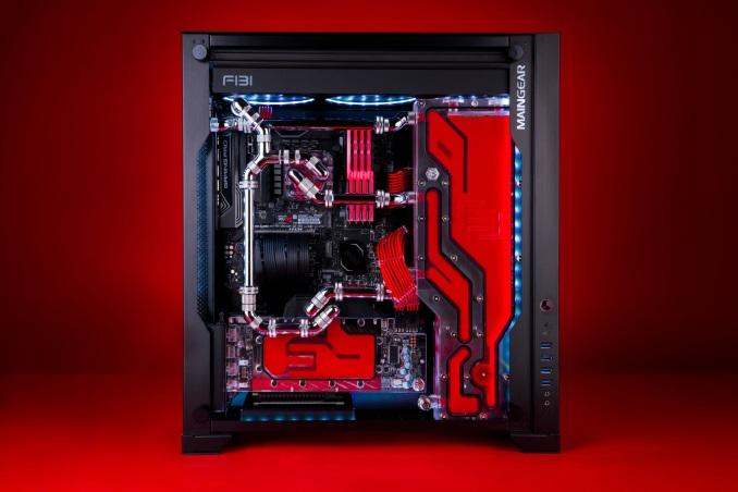 Maingear Displays New F131 Desktop With New Apex