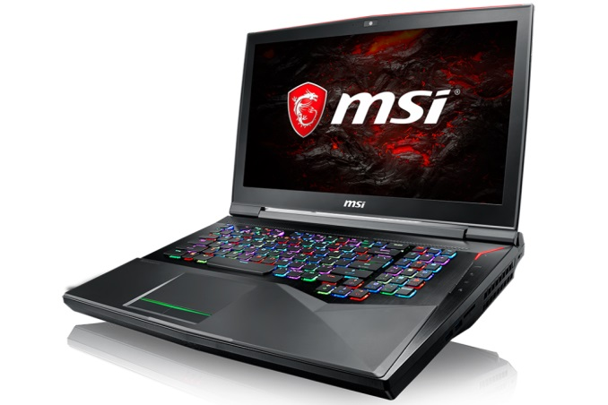 MSI at CES 2018: Updated GT75VR Gaming Laptop Receives