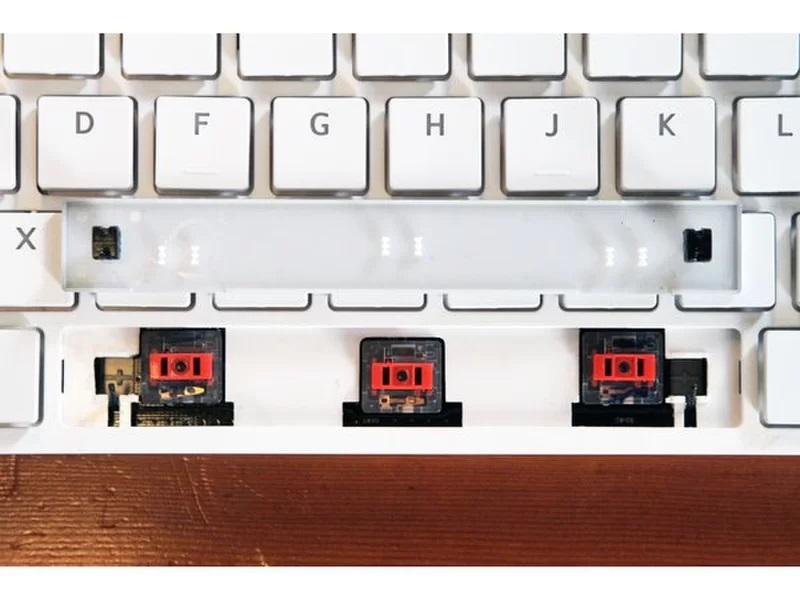 30f11966c3b Tesoro Returns with Low-Profile Switch Keyboards, Fresh Software