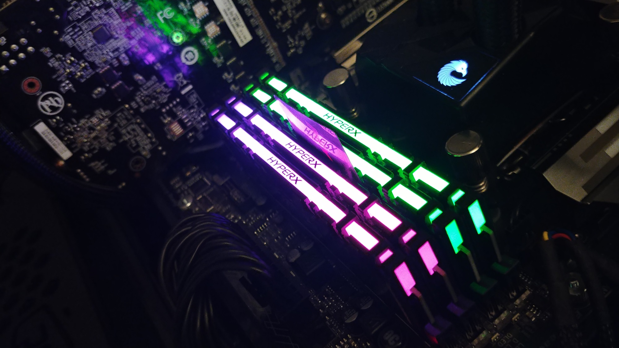 Hyperx At Ces 2018 Predator Ddr4 With Ir Sensors For
