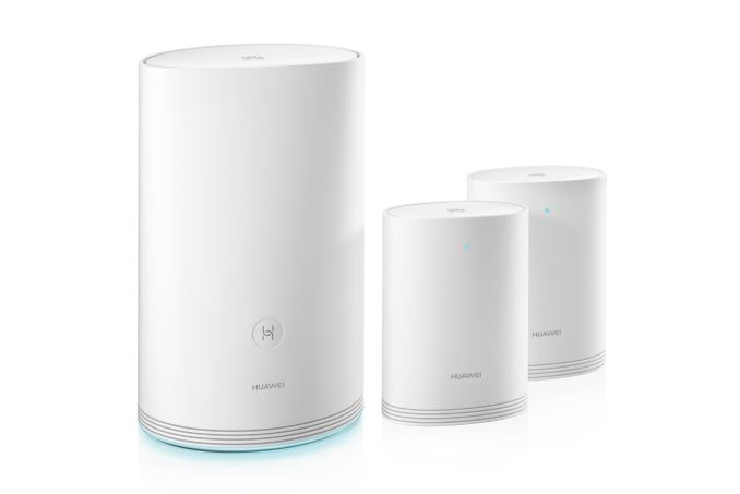 Huawei Pushes G.hn Powerline Networking with the WiFi Q2 Whole-Home Wi-Fi Solution - huawei wifi q2