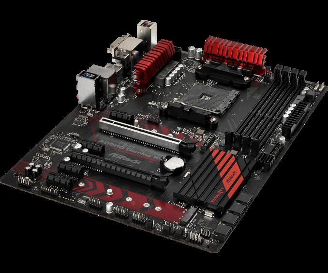 The Asrock Ab350 Gaming K4 Motherboard Review Dual M 2 At 90