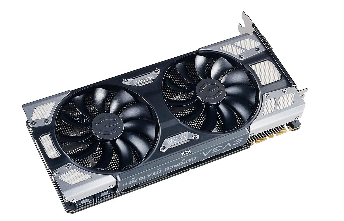 Meet The EVGA GeForce GTX 1070 Ti FTW2: iCX - The EVGA GeForce GTX