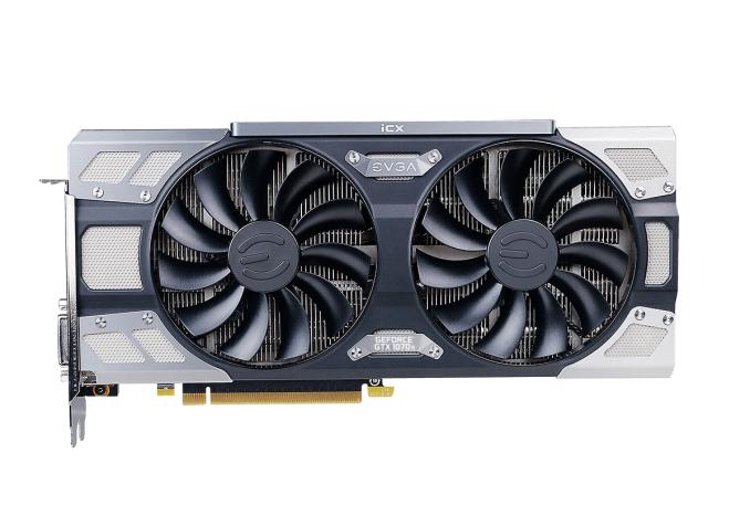 The EVGA GeForce GTX 1070 Ti FTW2 Review: iCX Brings the Lights