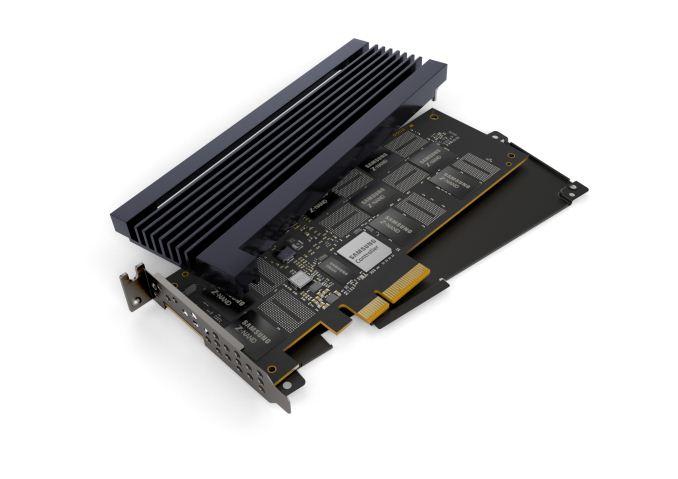 Samsung Launches Z-SSD SZ985: Up To 800GB Of Z-NAND - samsung 800gb z