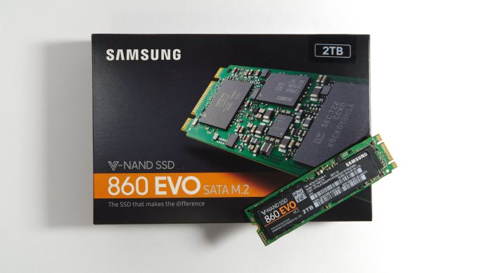 The Latest High Capacity M 2 The Samsung 860 Evo 2tb Ssd Reviewed