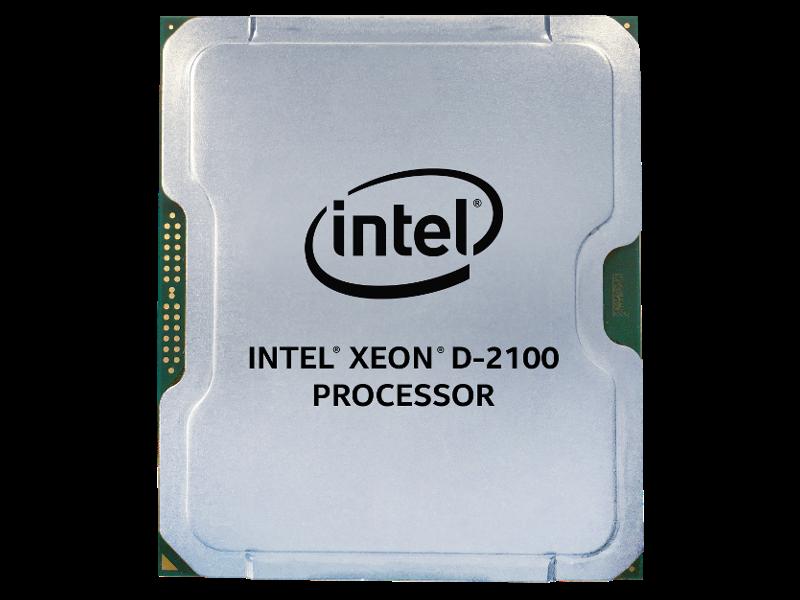 Living On The Edge: Intel Launches Xeon D-2100 Series SoCs