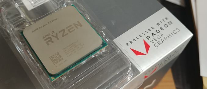 Marrying Vega and Zen: The AMD Ryzen 5 2400G Review