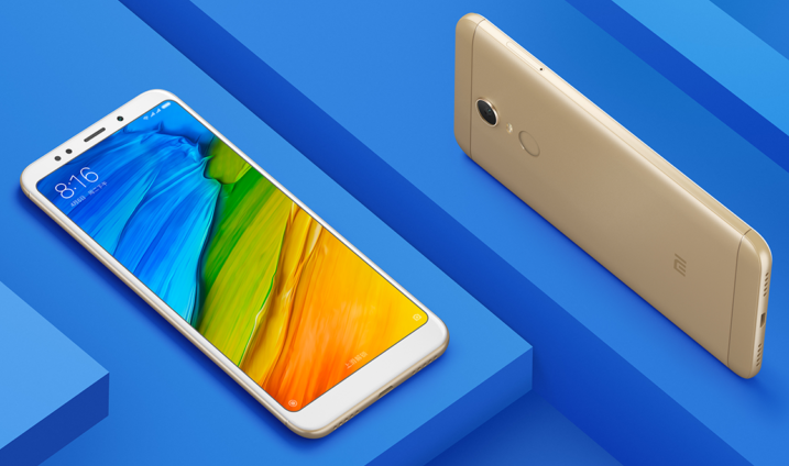 Xiaomi Launches Redmi Note 5 & Redmi Note 5 Pro with 18:9
