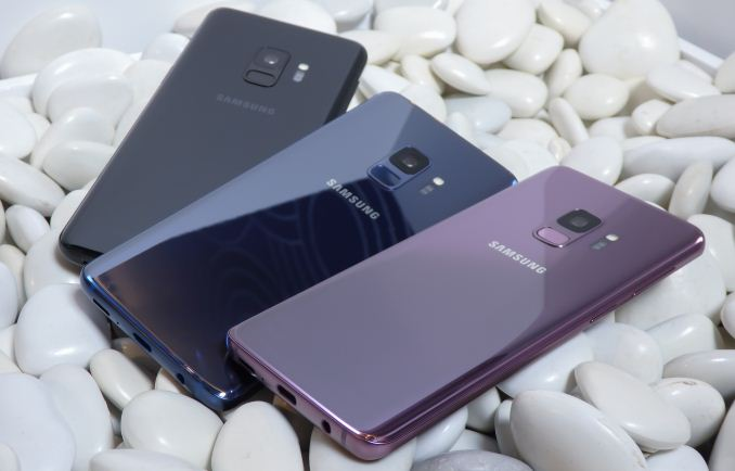 Samsung Announces The Galaxy S9 and S9+