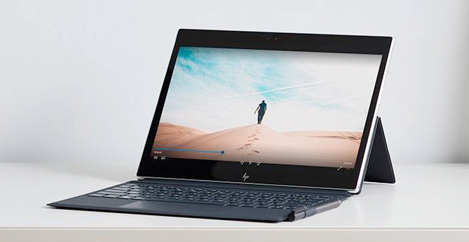 HP's Snapdragon 835-Based Envy X2 2-in-1 Available for Pre-Order