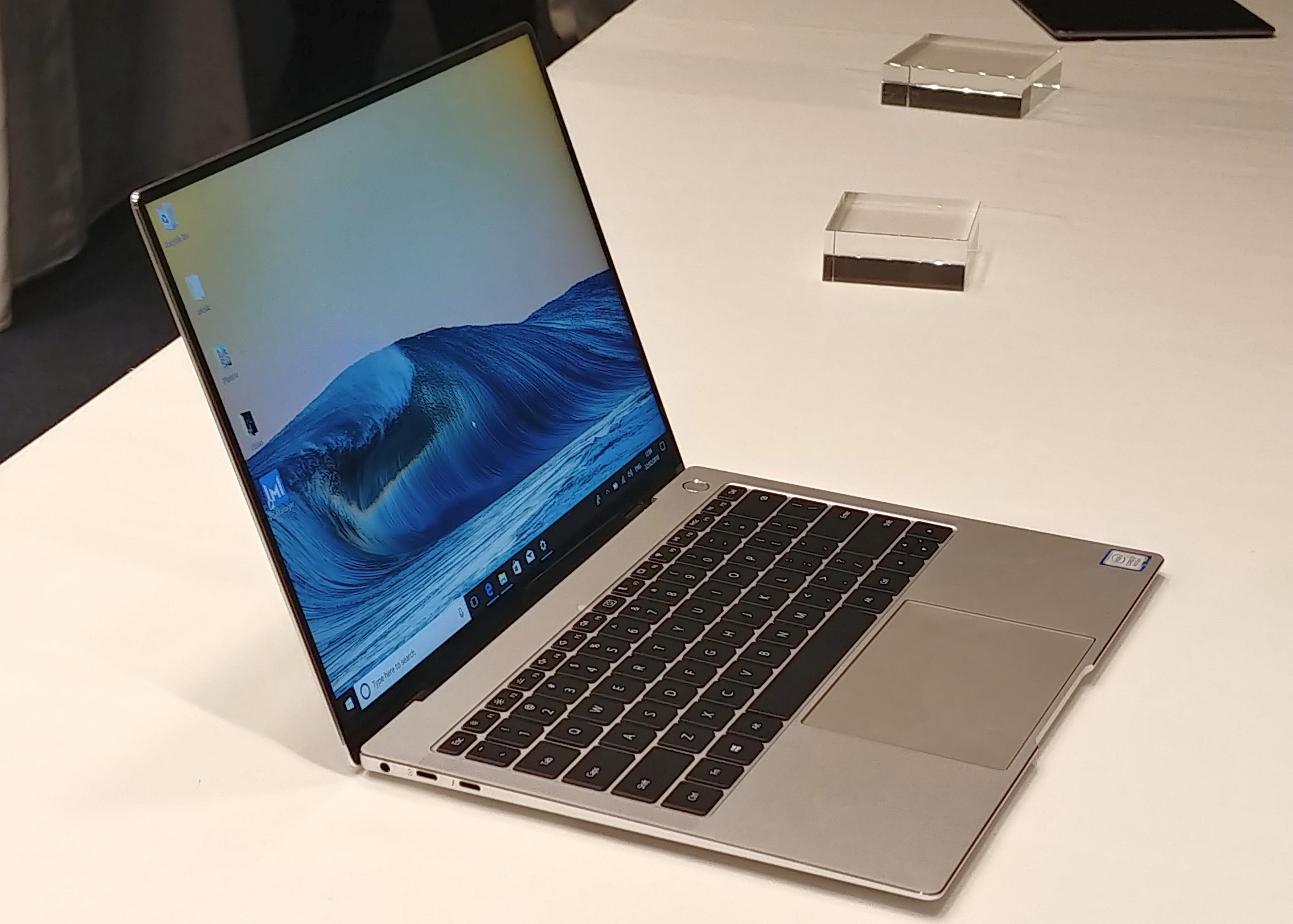 Matebook X Pro 2018 Huawei S Flagship Laptop Upgrade