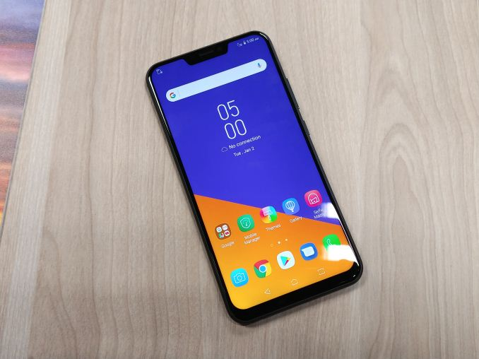 Asus Launches The Zenfone 5 Now With Added Notch