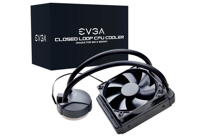 EVGA Releases CLC120 CL11 AIO CPU Cooler: Simple and Affordable