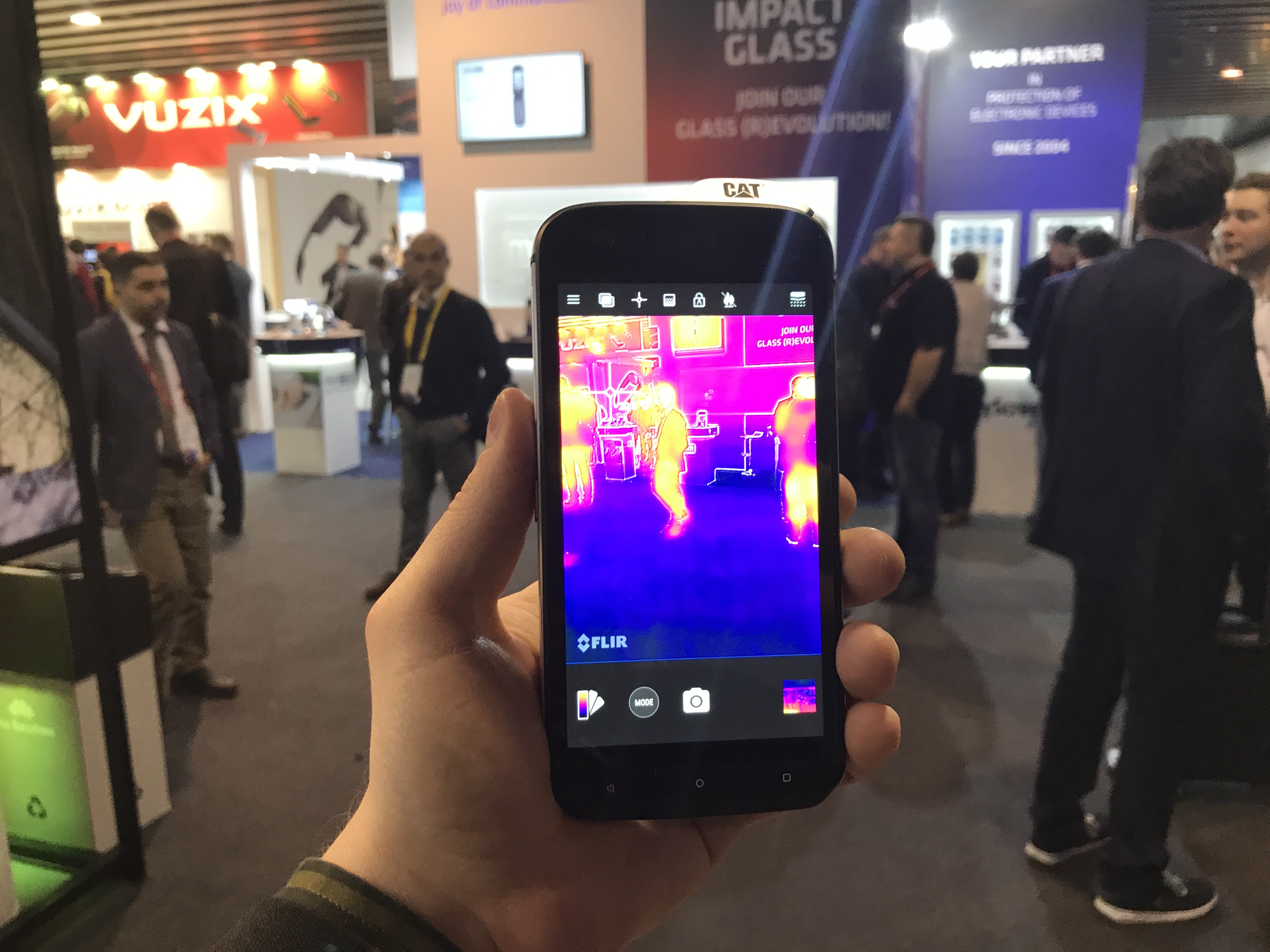 Cat S61 Smartphone Hands-On: First Impressions