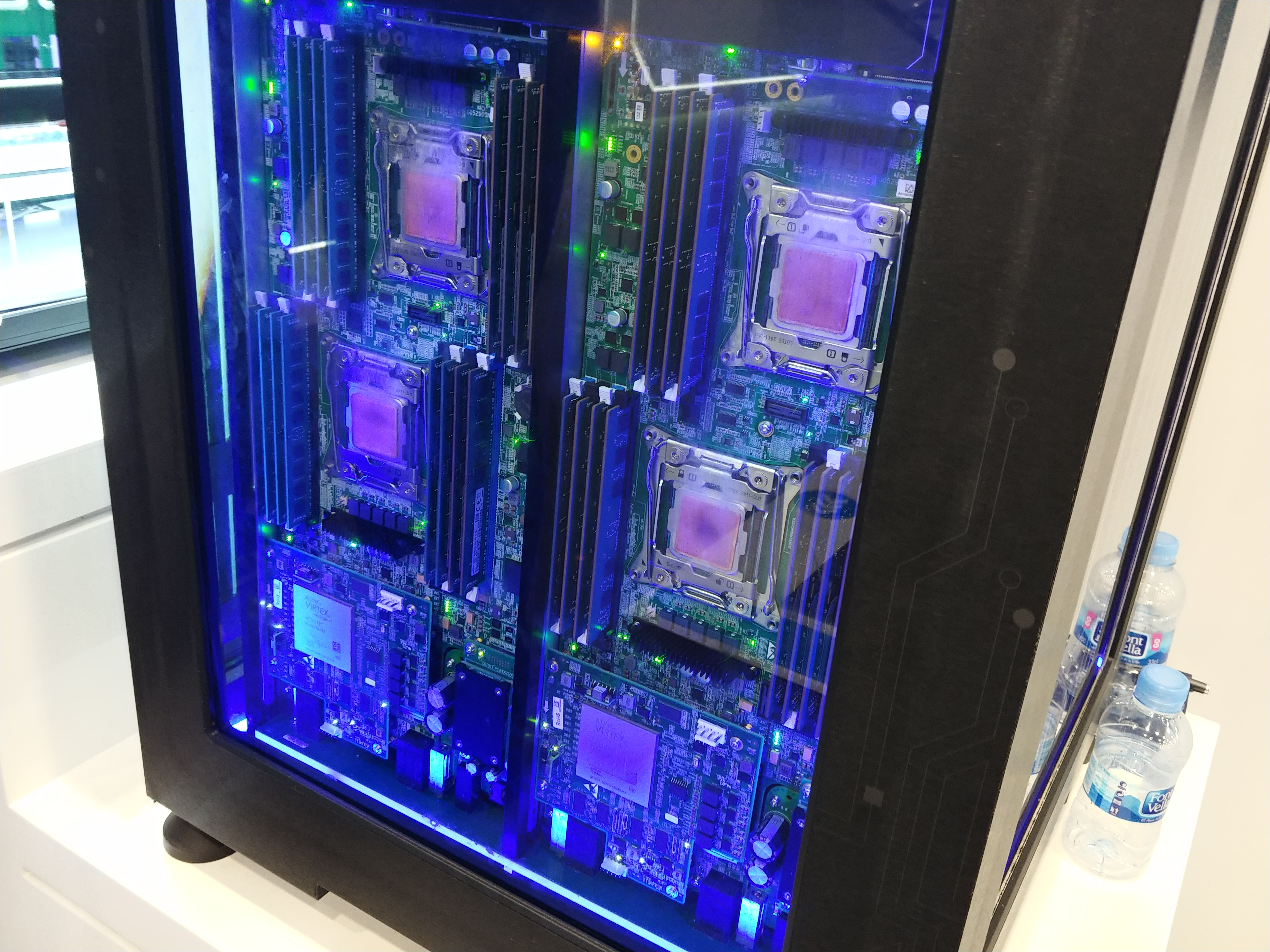 Immersion Server Liquid Cooling: ZTE Makes a Splash at MWC