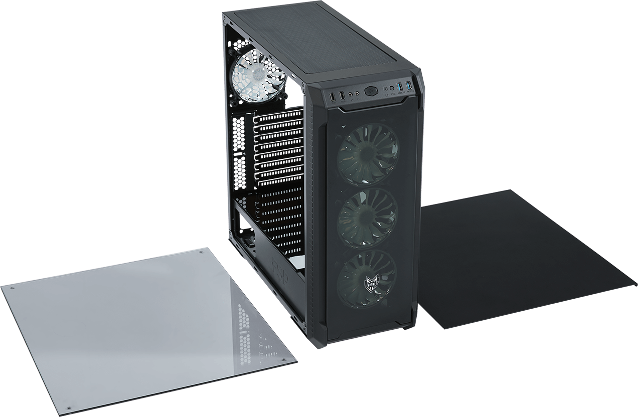 how to choose a case for gaming pc