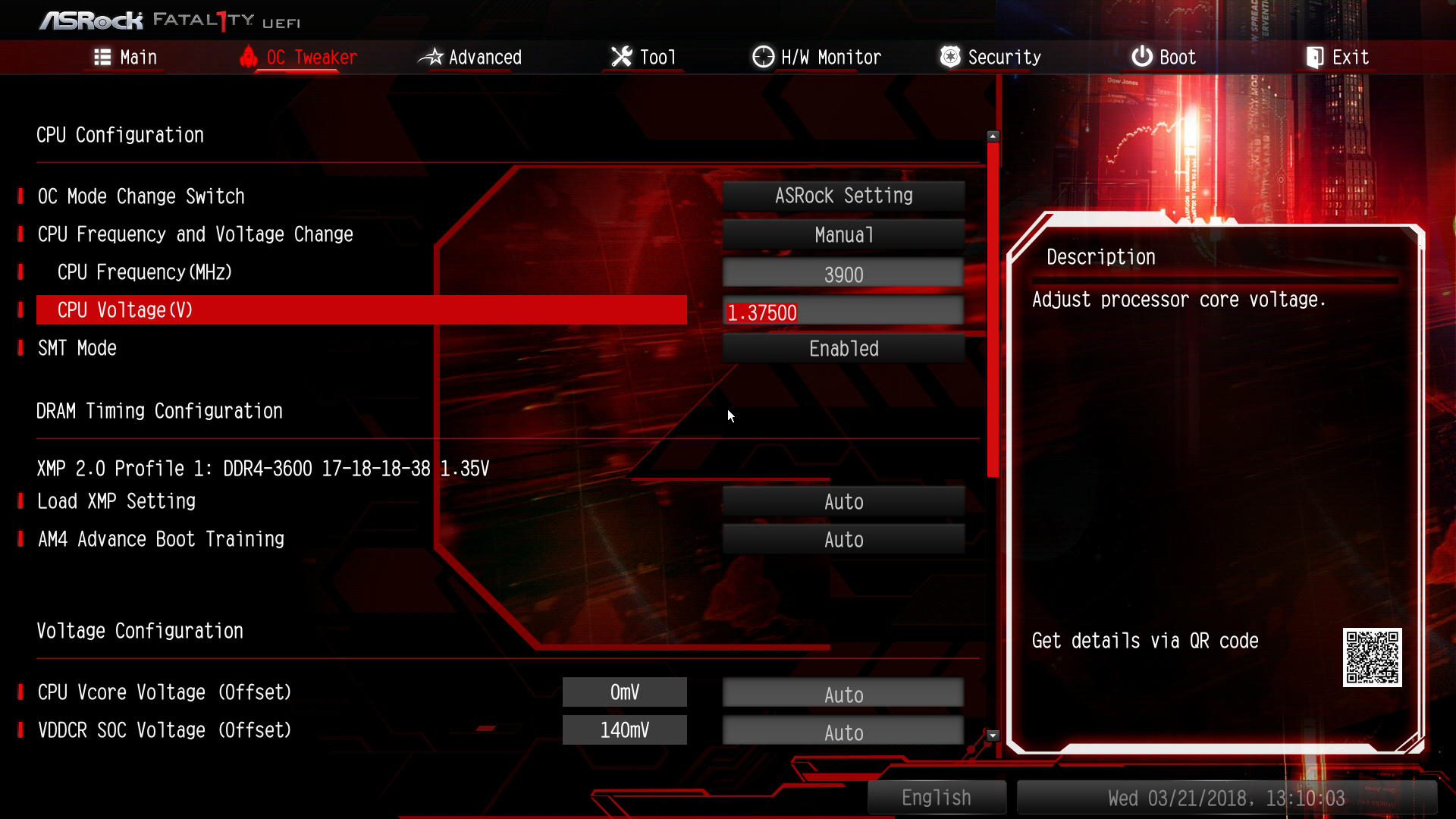 How to Overclock With ASRock UEFI BIOS - Overclocking The AMD Ryzen