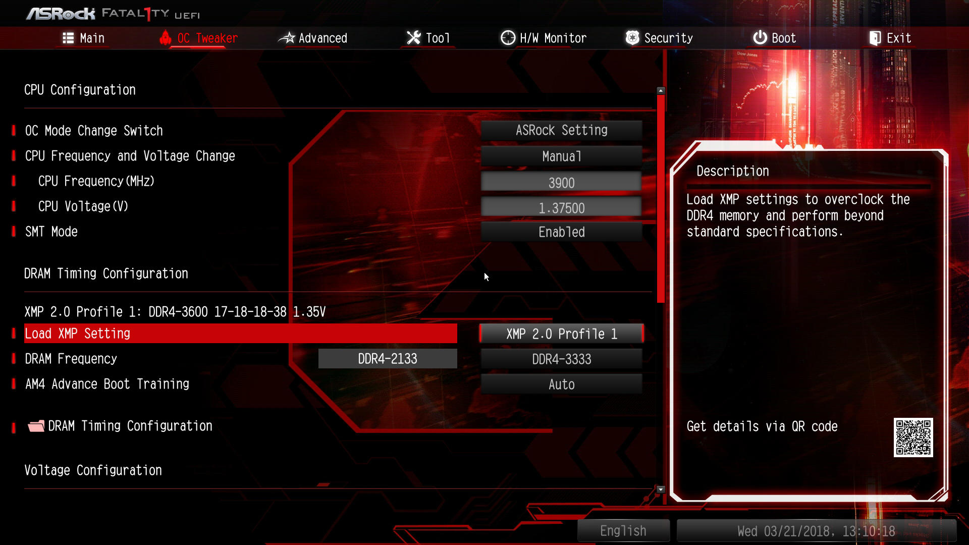 How to Overclock With ASRock UEFI BIOS - Overclocking The