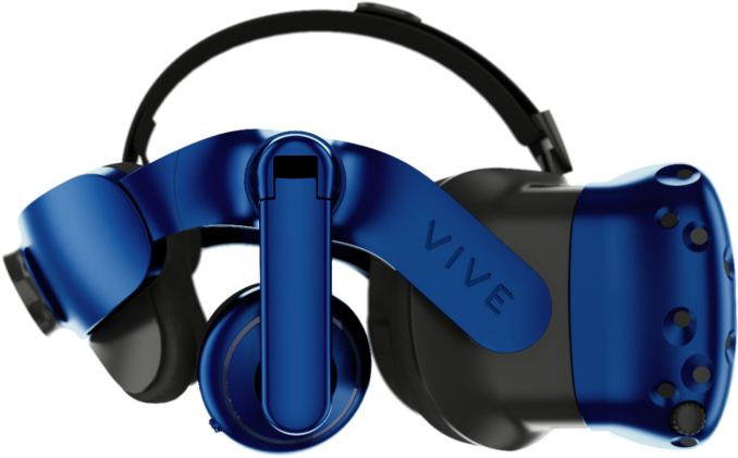 HTC Vive Pro HMD Pre-orders Start Today for $799