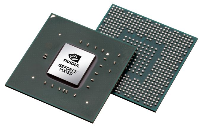 NVIDIA Silently Rolls Out Slower, Lower TDP GeForce MX150 for Ultrabooks