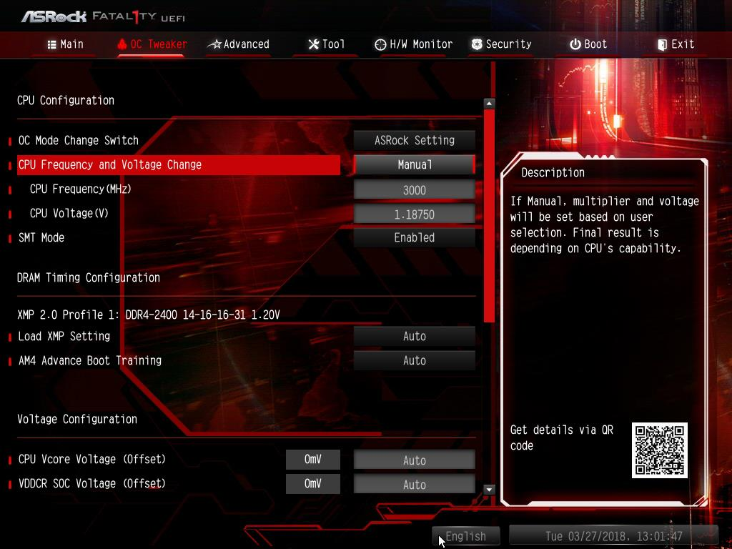 BIOS And Software - The ASRock X370 Gaming-ITX/ac