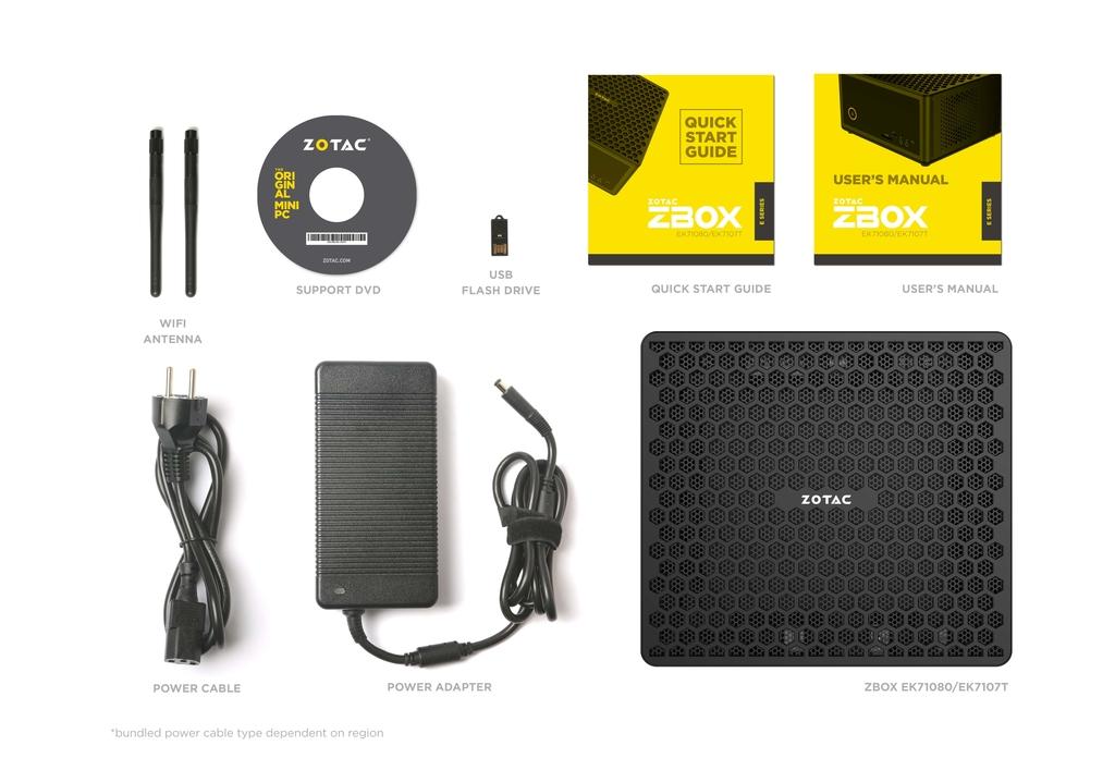 BIOS CHIP ZOTAC ZBOX MAGNUS EN1080K