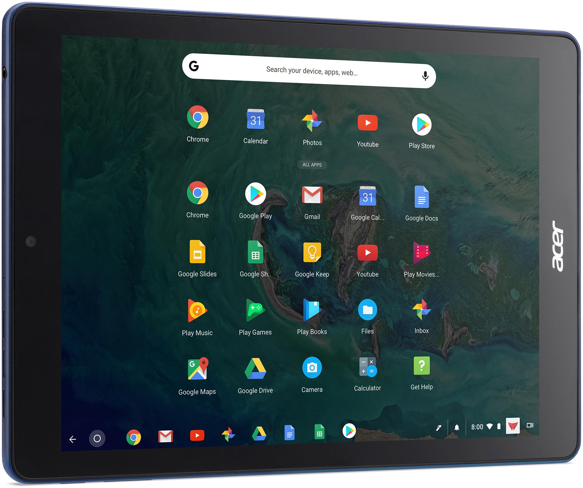 Acer Announces Chromebook Tab 10: A Tablet Running Google ...