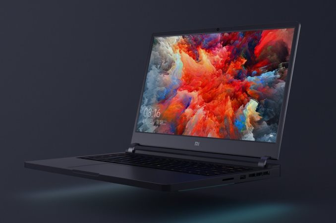 Xiaomi Announces 15 6-inch Mi Gaming Laptop: Mid-Specs with
